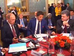 Порошенко вежливо попросил Путина убраться из Украины