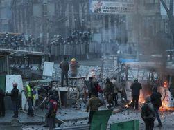 Противостоящие стороны на Грушевского начали прямой диалог, без политиков