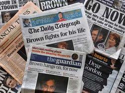 СМИ Великобритании