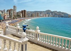 Недвижимость в испании коста бланка аликанте чартер