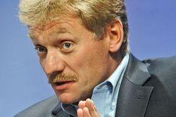 У Кремля нет времени комментировать заявление Порошенко о вторжении