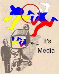 """Российские СМИ помогают боевикам """"легализовать"""" тяжелое вооружение"""