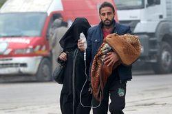 Боевиков из Алеппо будут выводить по поручению Путина