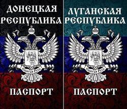 В России признали паспорта ДНР-ЛНР