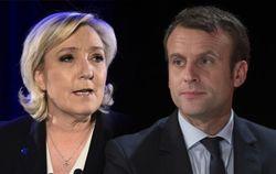 Президентские выборы во Франции и Украина