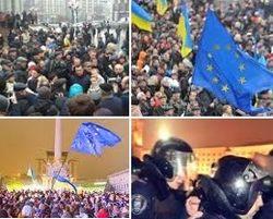 Европейские стандарты или ЗСТ с ЕС? Что вывело людей на «евромайдан»