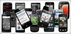 60 самых популярных смартфонов в Интернете