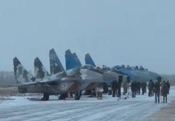 СМИ: по Донецку нанесен удар боевой авиацией