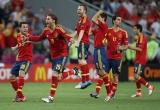 Сборная Испании по футболу - первый финалист Евро-2012