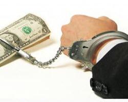 Отработанный удар будет нанесен по коррупции
