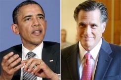 Обама популярнее Ромни