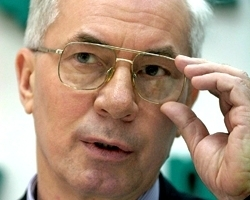 Азаров для Badische Zeitung опроверг политмотивы заключения Тимошенко