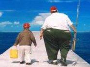 В Казахстане обостряются проблемы с ожирением людей