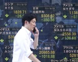 Азиатские фондовые площадки закрылись на повышении