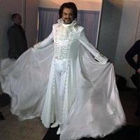 PR или дань моде: Филипп Киркоров на подиуме в платье невесты - Одноклассники