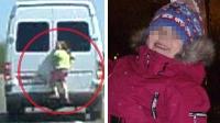 Отца 8-летней девочки, катавшейся на бампере авто, ГАИ не накажет
