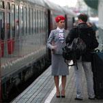 Проезд в международных поездах за год вырос в три раза