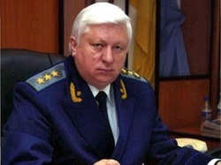 украинский Генпрокурор