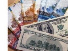 Тенге укрепляется к канадскому доллару, но снижается к евро