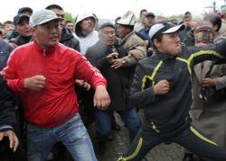 В Узгенде разгорается межнациональный конфликт между китайцами и киргизами