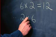 Украинские школьники плохо знают математику