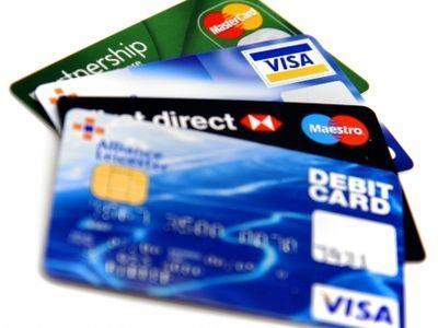 Кредитные карты в развитых странах