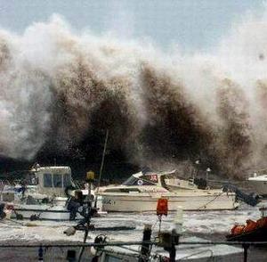 Азии япония после землетрясения и