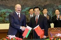 Беларусь, Китай