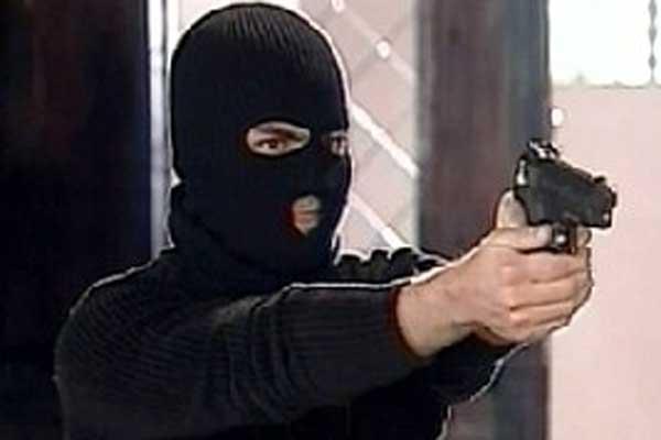 35-летний мужчина пытался ограбить банк в Киеве