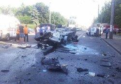 В больнице скончался сотрудник СБУ - пассажир аварийной Infiniti FX35