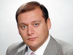 Михаил Добкин подал в отставку