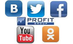 PROFIT Group: насколько полезны трейдерам Форекс социальные сети?