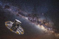 Телескоп Gaia прибыл в точку Лагранжа и готов приступить к работе