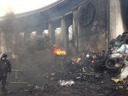 Порошенко и Жеваго готовы инвестировать в восстановление Майдана