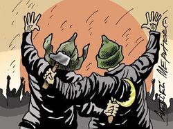 На Донбассе арестованы коммунисты за терроризм