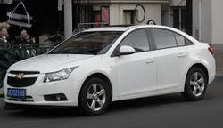 Украина: первые Chevrolet Cruze от ЗАЗа появятся летом 2014 года