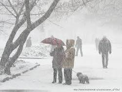 Украинцев пугают  20-градусными морозами на следующей неделе