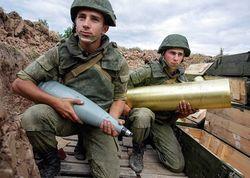 Учения российской армии в Калининградской области