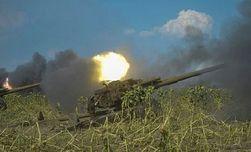 Ночь на 3 августа прошла без потерь в рядах сил АТО