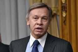 Пушков требует санкций против Латвии