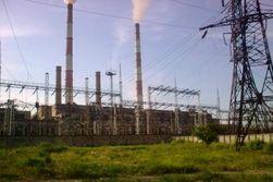 Луганск обесточен из-за аварии на ТЭС