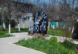 На фоне сепаратизма в Украине, в Одессе оскверняют памятники