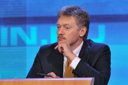 Песков: западные СМИ неправильно показывают ситуацию в Украине