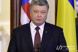 Порошенко пообещал крымским татарам право на самоопределение