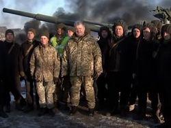Порошенко попросил НАТО направить флот в Азовское море