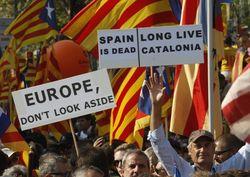 Кабмин Испании отменил референдум в Каталонии, подав апелляцию в КС