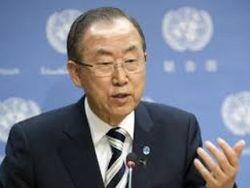 Расстрел под Волновахой направлен на срыв выборов – генсек ООН