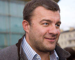 Гастроли Пореченкова отменены, организатор покидает Украину