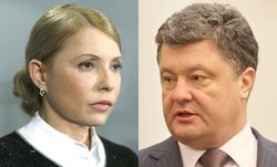 Тимошенко увидела зависимость Порошенко из-за бизнеса в России