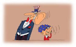 США вышли из доверия Европы